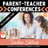 Parent- Teacher Conferences - Tips for Teachers