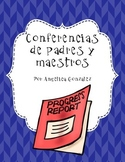 Conferencias para Padres y Maestro (Parent-Teacher Conferences SPANISH)
