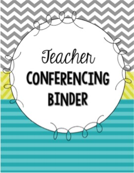 Conferencing Binder