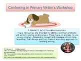 Conferring Binder for Primary Teachers