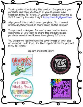 Readers Workshop Reading Workshop Conference Cards