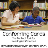 Readers Workshop Reading Workshop Conference Cards