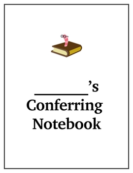 Conferring Notebook Cover