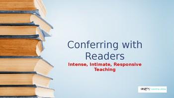 Conferring Powerpoint Presentation *Editable*