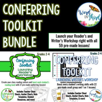 Conferring Toolkit BUNDLE: Launching Reader's & Writer's Workshop