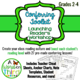 Conferring Toolkit: Launching Reader's Workshop