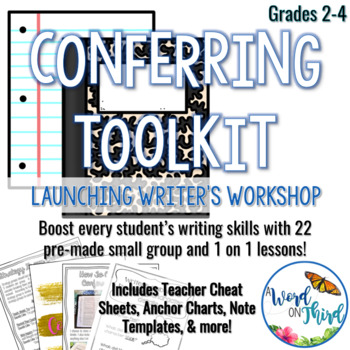 Conferring Toolkit: Launching Writer's Workshop