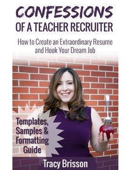 Confessions of a Teacher Recruiter Resume Formatting Guide