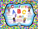 Confetti ABC Fun