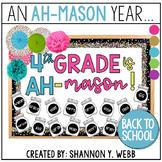 Confetti Dot AH-MASON Bulletin Board Kit