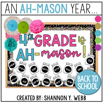 AH-MASON Bulletin Board Kit