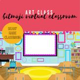 Confetti Bitmoji Virtual Classroom