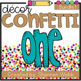 Confetti Bundle 1