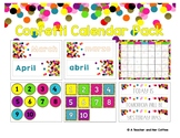 Confetti Calendar Decor Pack