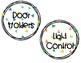 Confetti Celebration Theme Classroom Jobs - 30 Job Cards