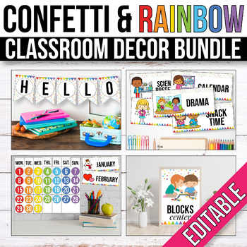Classroom Themes Decor Worksheets Teaching Resources Tpt