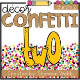Confetti Collection (Bundle 2)