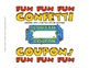 Confetti Coupons Classroom Management System