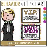 Confetti Behavior Clip Chart