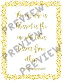 Confetti Hadith Poster 6