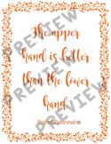Confetti Hadith Poster 8