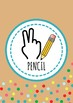 Confetti Hand Signals