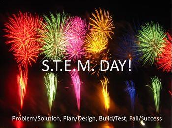 Confetti Launcher STEM Lesson