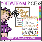 Motivational & Educate Posters