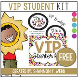 Confetti VIP Starter Kit FREEBIE