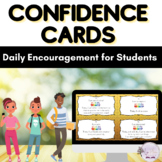 Confidence Cards: Daily Encouragement for Students