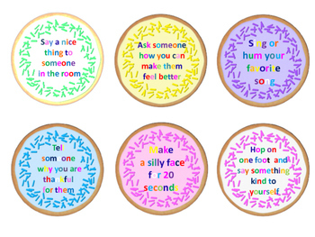 Confidence Cookies Self Esteem Questions By Mental Fills