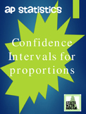 AP Statistics: Confidence Intervals for Proportions