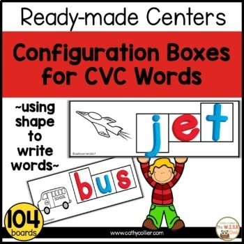 Configuration Boxes for Magnet Letters