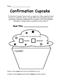 Confirmation Cupcake