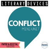 Conflict Mini-Unit:  Understanding Types of Conflict