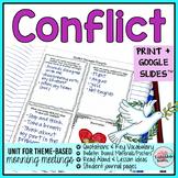 Conflict Activities w Digital Morning Meeting Slides