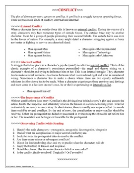 Conflict Concepts and Terms Handout