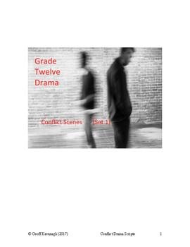 Conflict Scripts  Grade 12  (set 1)