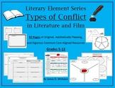 Conflict Element of Literature Unit Resources Common Core