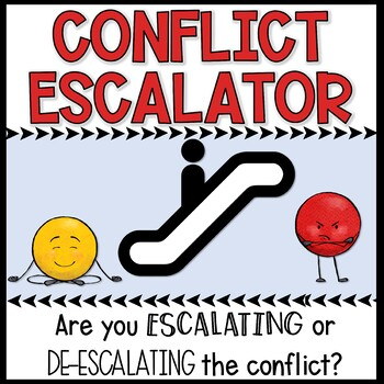 Conflict Escalator Lesson Plan