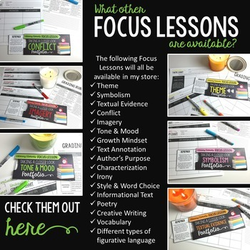 Conflict: Focus Lesson for ANY Novel