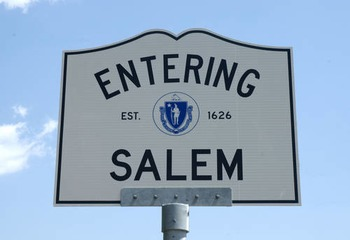 Conflict In America: A Study of Salem, 1692 and America, 1940s-50s