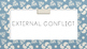 Conflict In Literature PDF PowerPoint- Internal and Extern