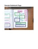 Conflict Interactive Notebook