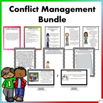 Conflict Management Bundle
