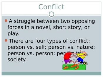 Conflict Power Point