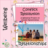 Conflict Resolution: A Wellbeing and Character Project on