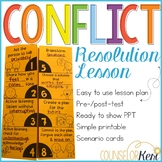 Conflict Resolution Activity: Resolving Conflicts Classroom Guidance Lesson