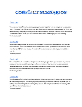 Conflict Resolution & Angermanagement