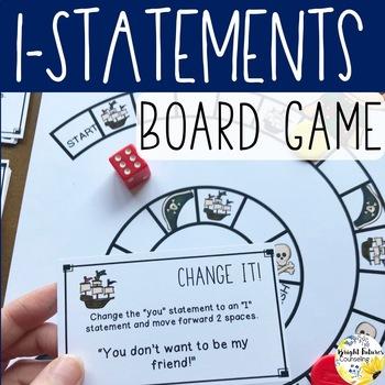I-Statements Board Game
